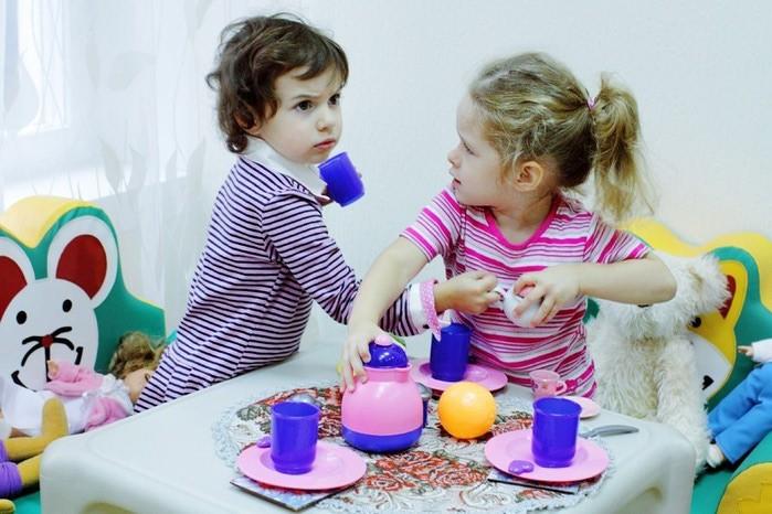 Социальные навыки детей