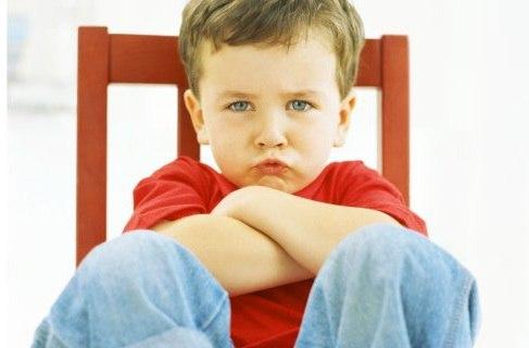 Демонстративный мальчик