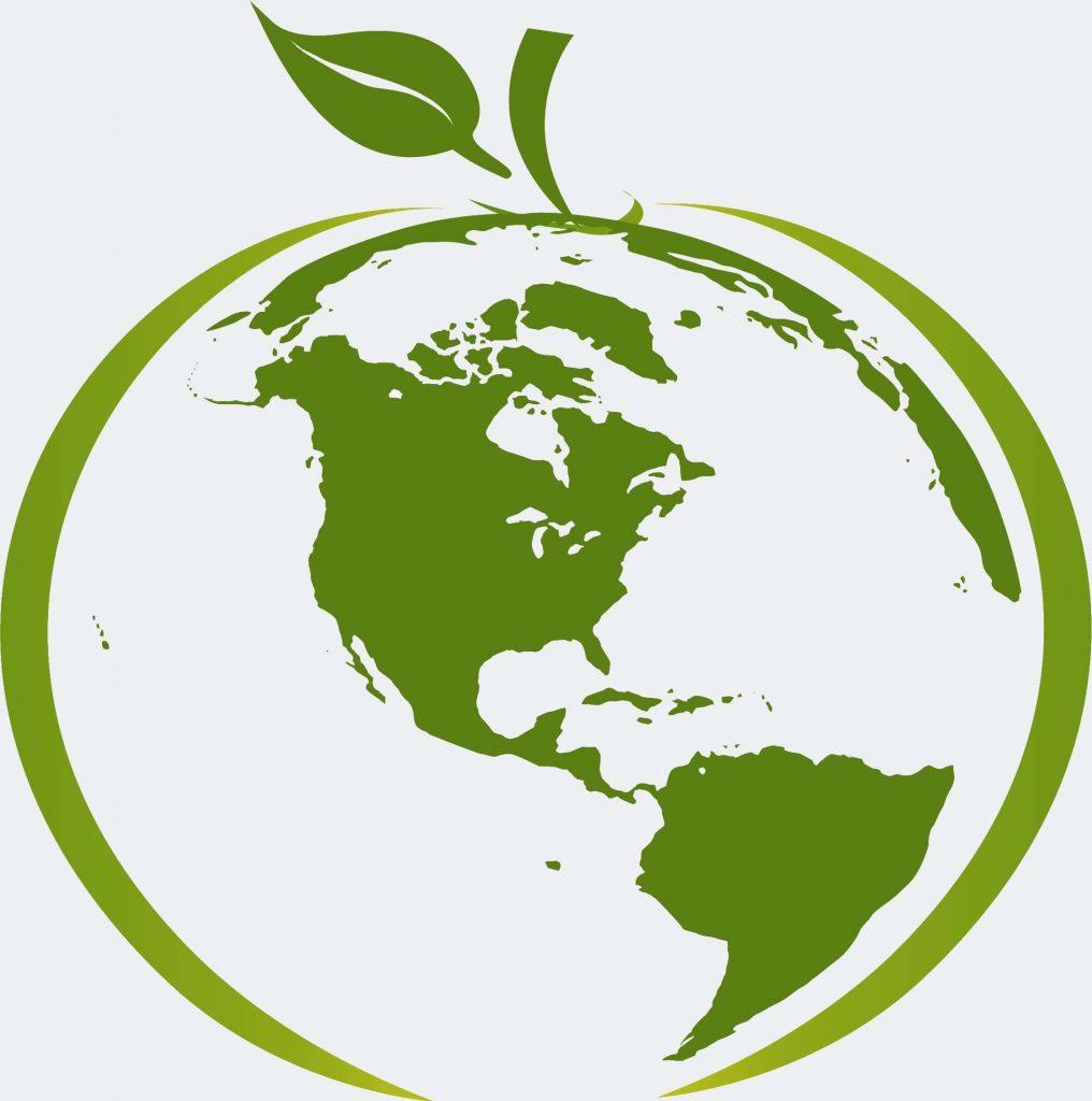 Яблоко земля