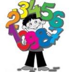 Мальчик с числами