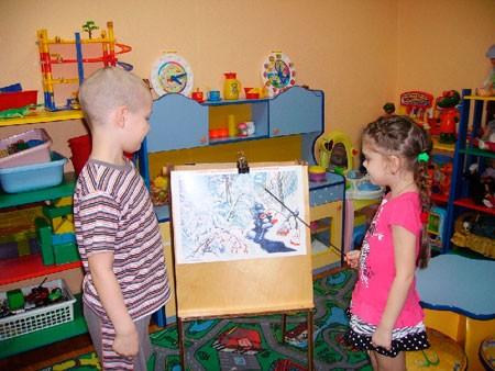 Обучение ребенка пересказу