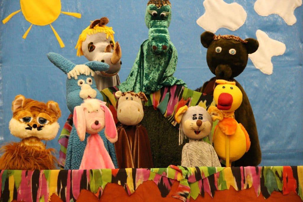 Театральные куклы