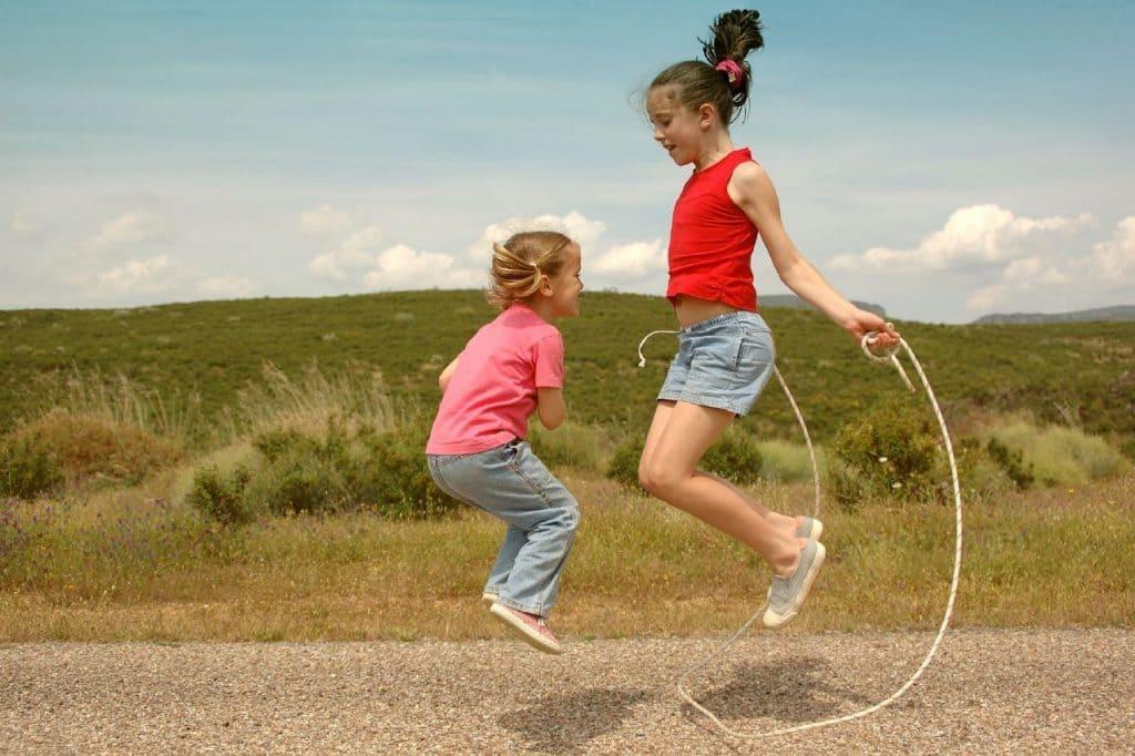 Движения детей
