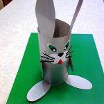 Конструирование заяц