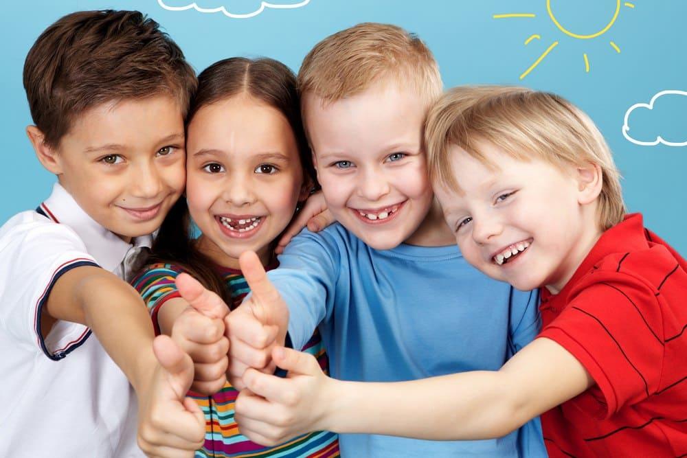 Взаимодействие дошкольников