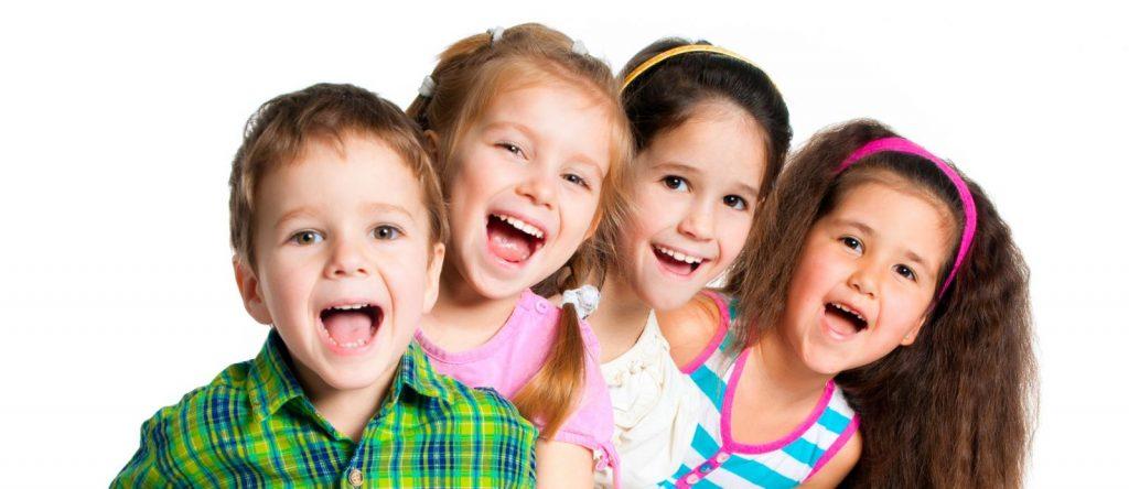 Дети дошкольники