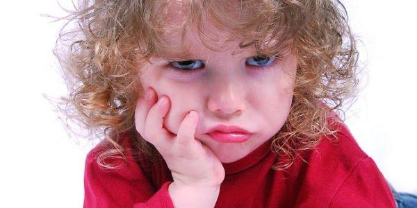 Проблемы детского темперамента
