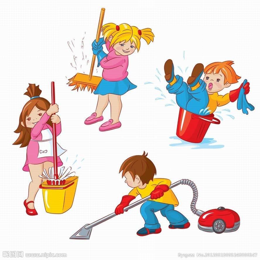 Виды детского труда