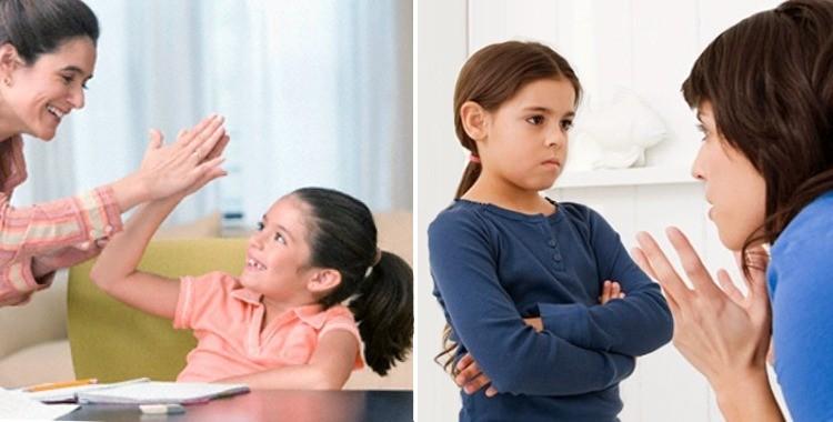 Подходы в воспитании ребенка