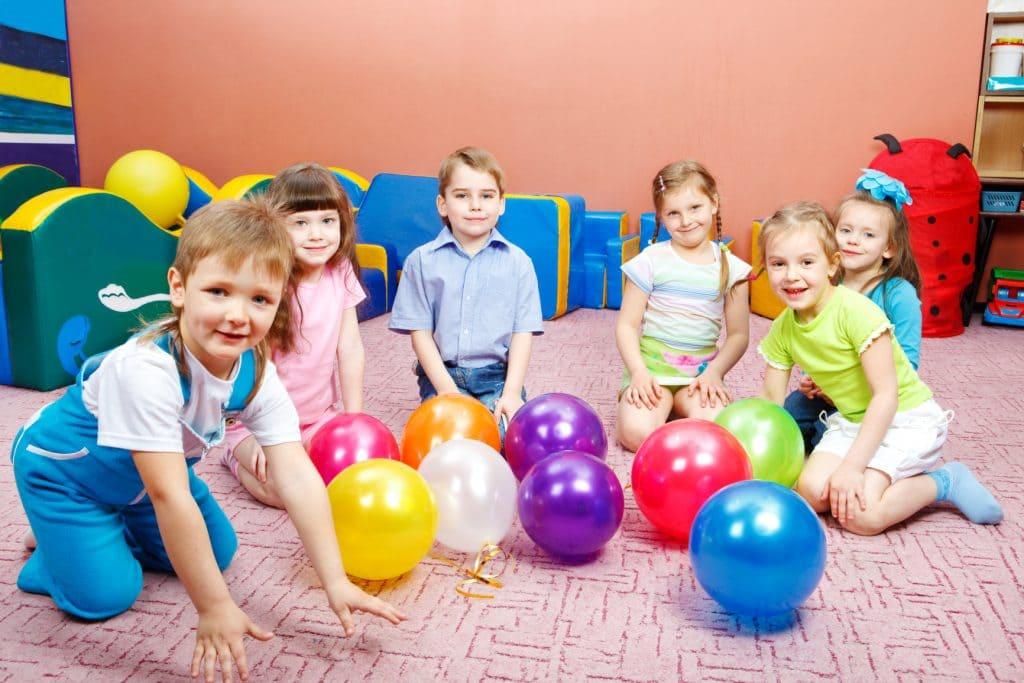 Общение дошкольников через игру