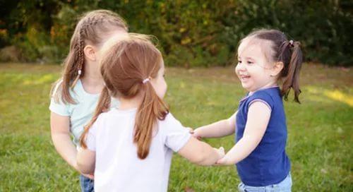 Дети в социуме