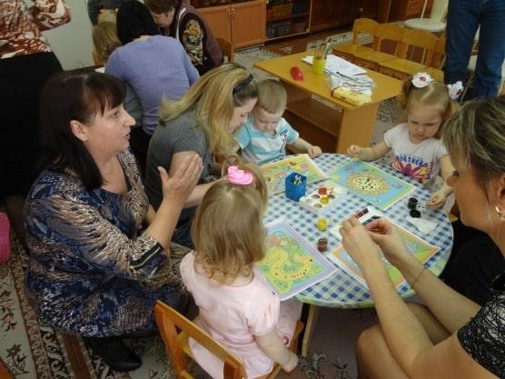 Детский сад и родитель
