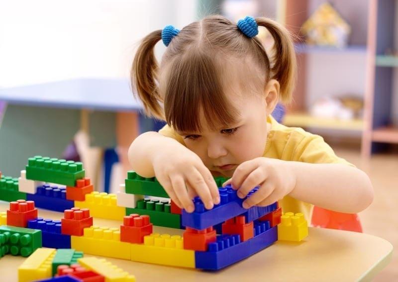Детское конструирование