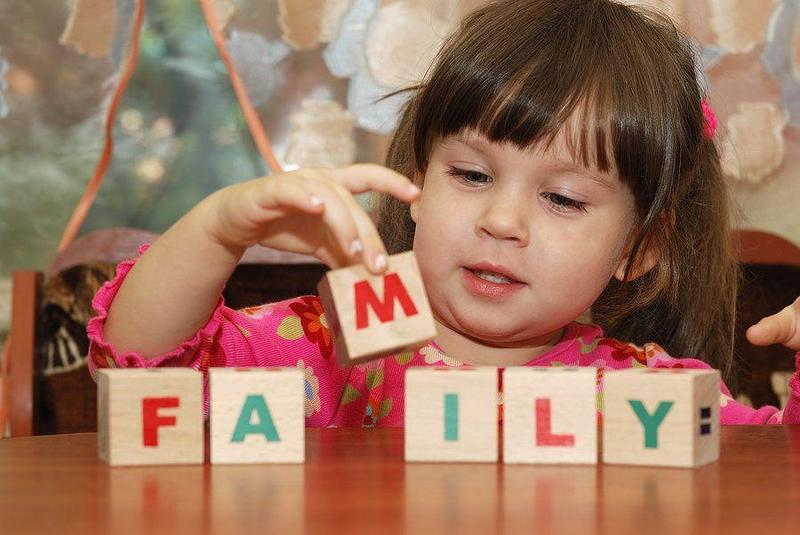 Иностранный язык в детском саду