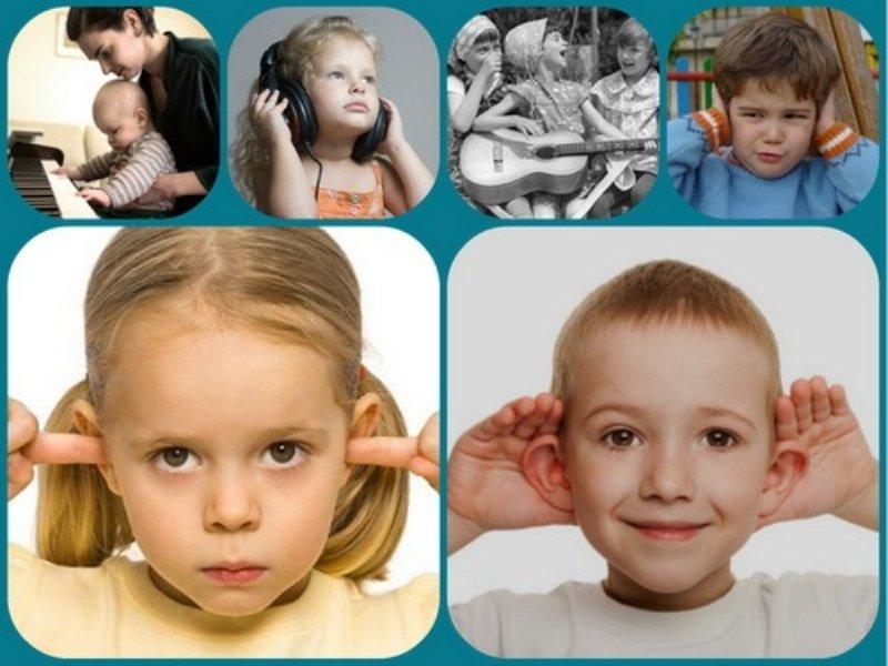 Дети с нарушениями развития