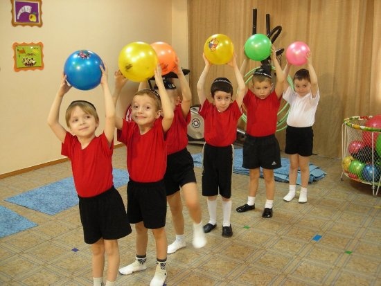 Спортивный праздник для дошкольников