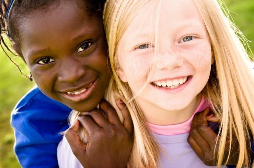 Толерантные дети