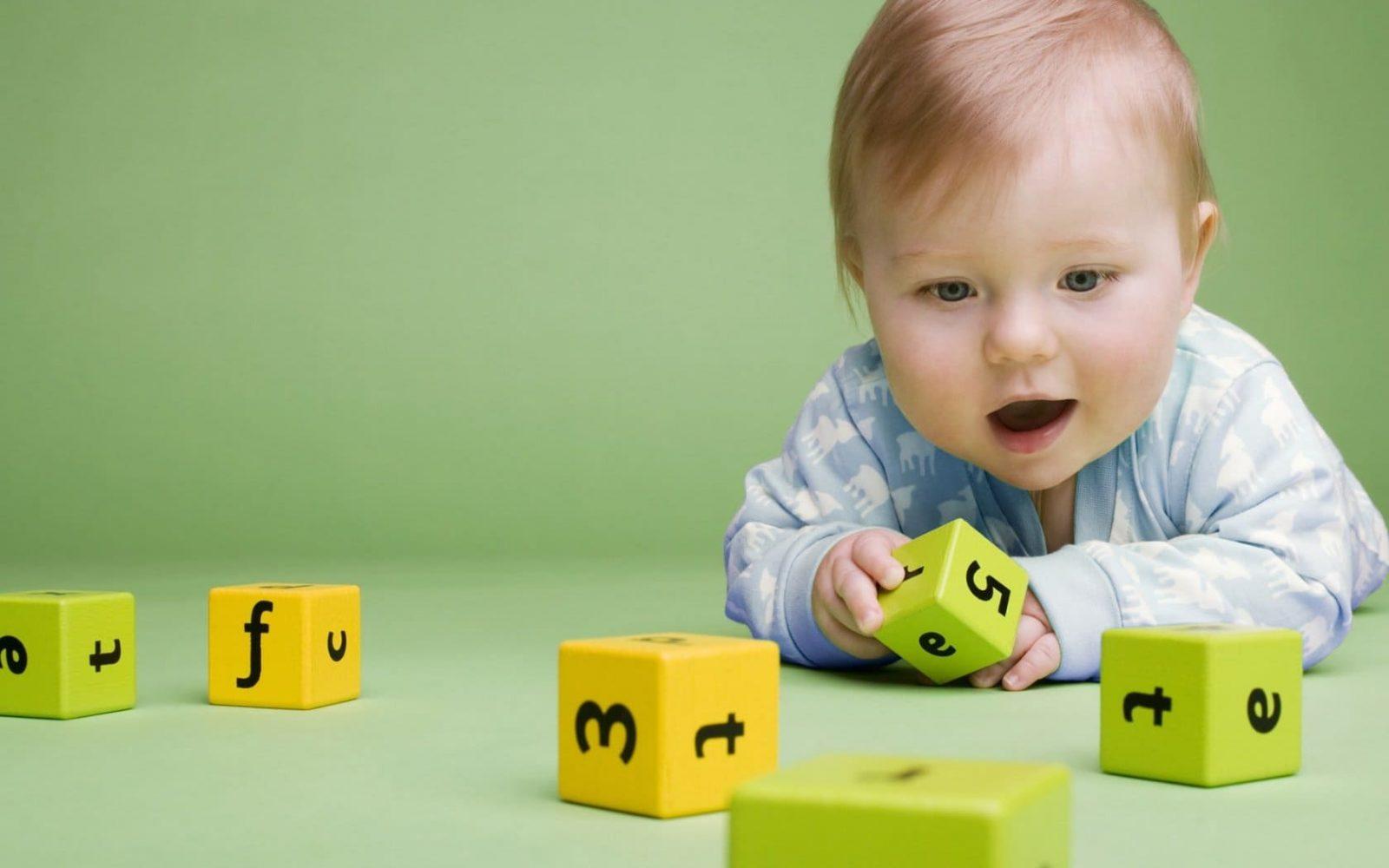 Как развивать ребенка с пеленок?