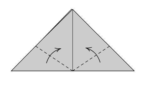 Поделка Кот шаг третий