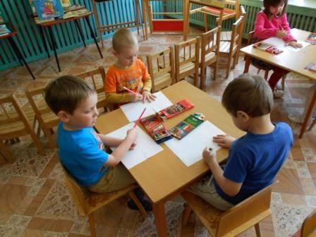 Ребенок в творческой деятельности