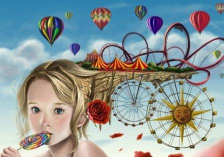 Детские фантазии