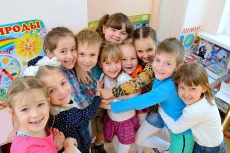популярные дети